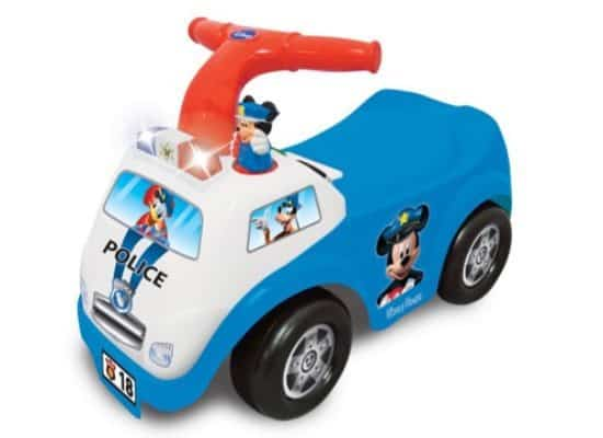 Disney Mickey Mouse Police Drive Along Ride-On Only $15