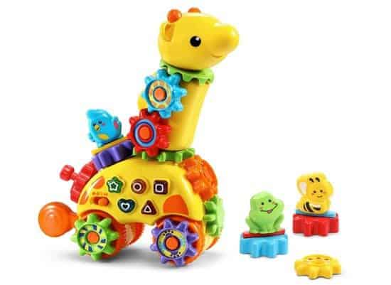VTech GearZooz Spin & Laugh Gearaffe Only $8.54