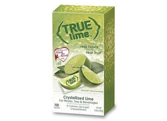 True Lime 100 Count Bulk Dispenser Pack Only $7.88
