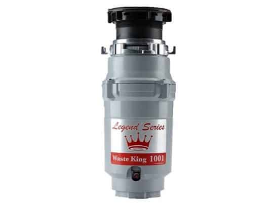Waste King Legend Series 1/2 HP Garbage Disposal with Power Cord $48.61 **Today Only**