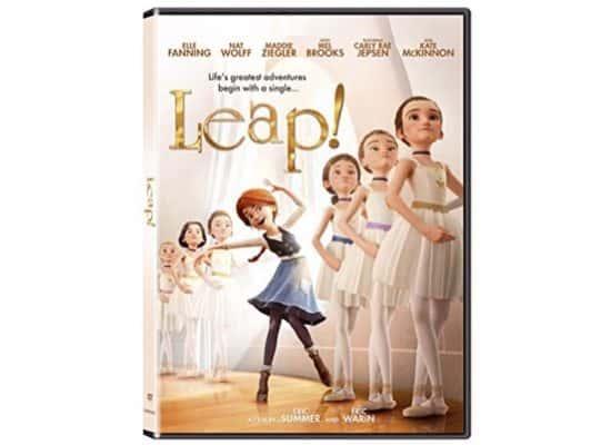 """Leap!"" Instant Video Rental 99¢"