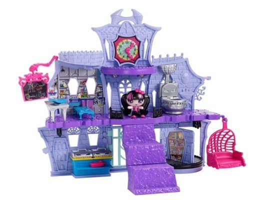 Monster High Minis Dracula Playset Only $11.24
