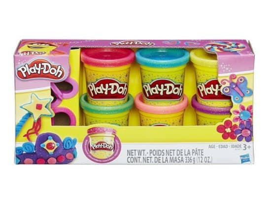 Play-Doh Sparkle Compound Collection Only $5.49