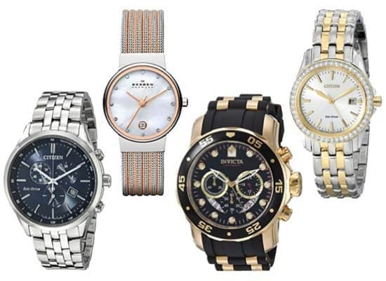 Up to 65% Off Watches for Men and Women **Today Only**