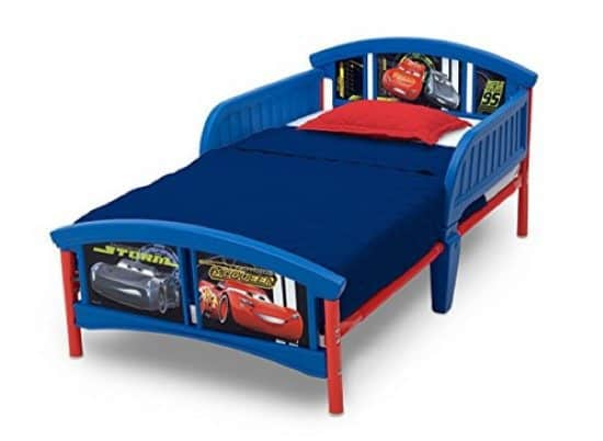 Disney/Pixar Cars Toddler Bed Only $30