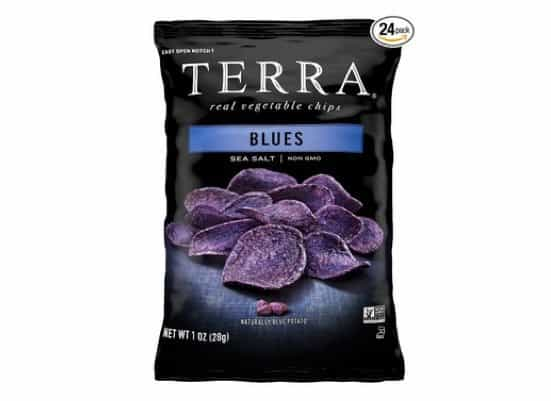 Terra Blues Chips with Sea Salt 24 Pack $16.54 Shipped **Only 69¢ Each**