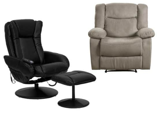Up to 55% Off Recliners **Today Only**
