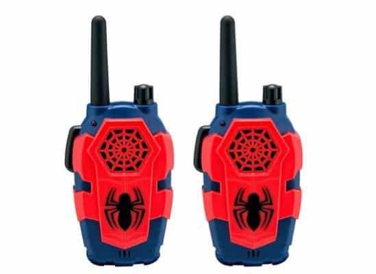 Marvel Spiderman Walkie Talkies Only $9.99 (Was $25)