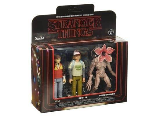 Funko Stranger Things 3-Pack Collectible Action Figures Only $12.77