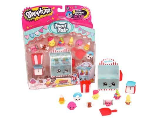 Shopkins Food Themed Pack Candy Collection $6.14 (Was $15)