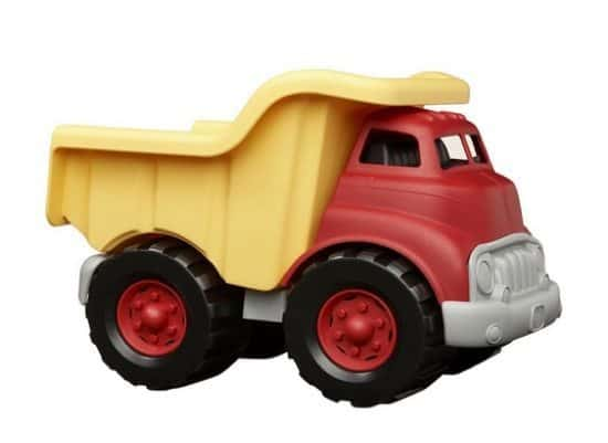 Green Toys Dump Truck Only 13.24 (Was $28) **Highly Rated**