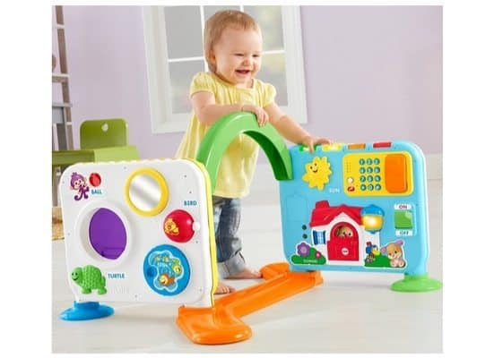 Fisher-Price Laugh & Learn Crawl-Around Learning Center $29.99