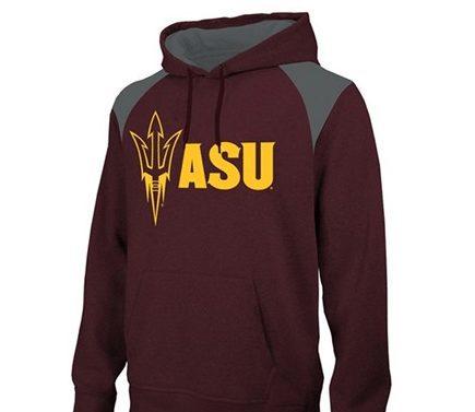 NCAA Men's Polyfleece Hoodies by E5 Only $19.99 (Was $60)