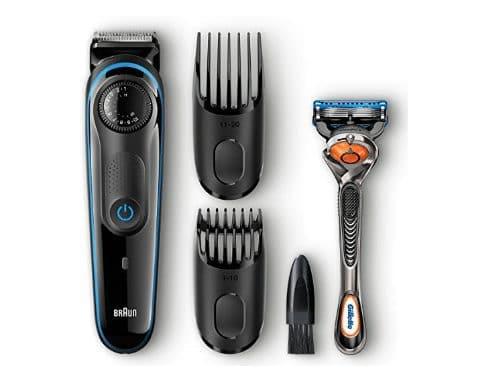 Braun Men's Ultimate Hair Clipper / Beard Trimmer Set ONLY $12.50