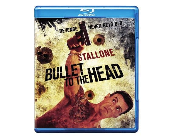 Bullet to the Head (Blu-ray + Digital Copy) Only $5.00