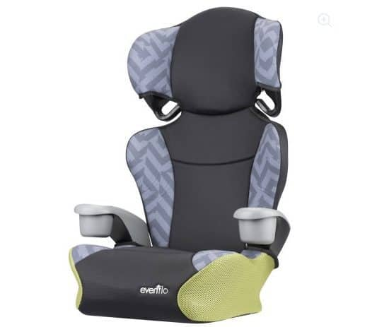 Evenflo Big Kid Sport High Back Booster Seat $19 (Was $60) **SUPER HOT**