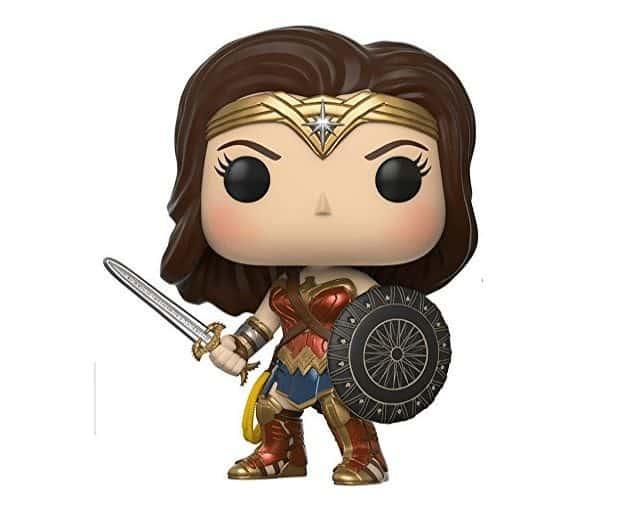 Funko POP Movies DC Wonder Woman Only $5.99