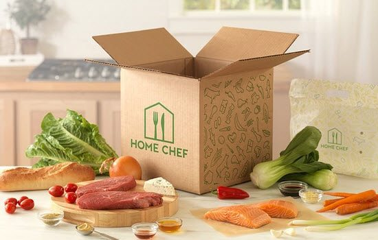 4 Home Chef Meals Only $14 Shipped