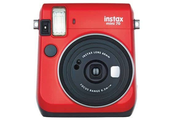 Fujifilm Instax Mini 70 - Instant Film Camera ONLY $50 (Was $100)