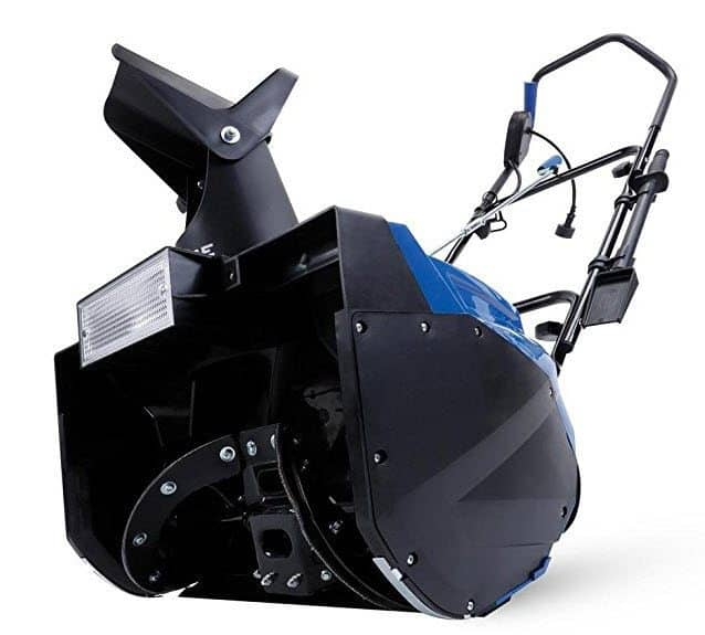 Snow Joe Ultra 18-Inch 15-Amp Electric Snow Thrower with Light $99 (Was $250)