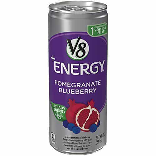 FREE V8 +Energy Drink After Credit at Amazon