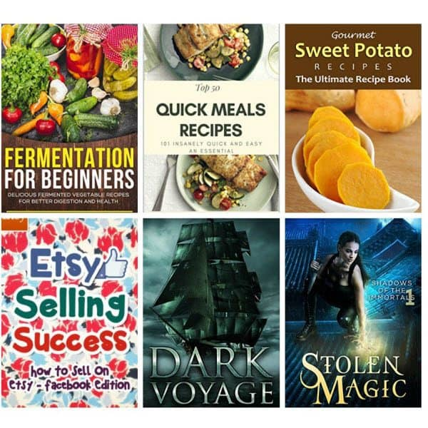 More FREE Books to Fill Your Kindle With!