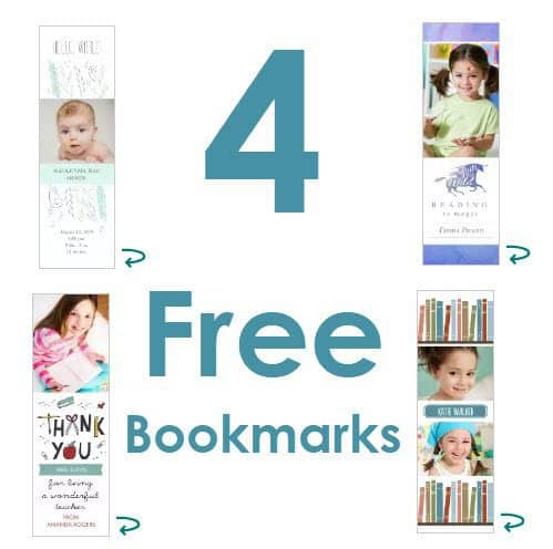 Walgreens: Four FREE 2x7-in Stationery Photo Bookmarks w/ Free Pick Up