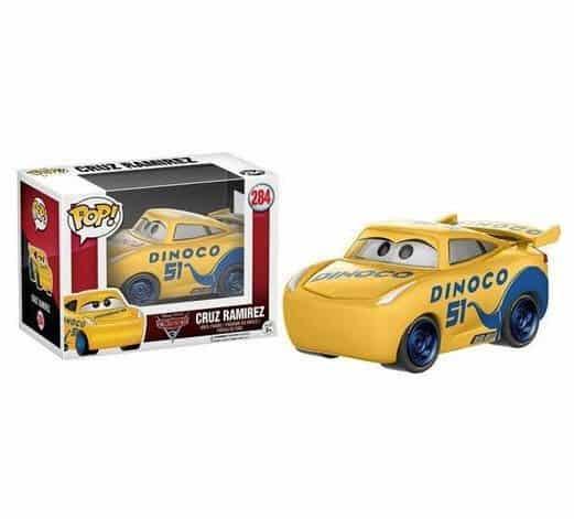Funko POP Disney Cars 3 Cruz Action Figure Only $4.99