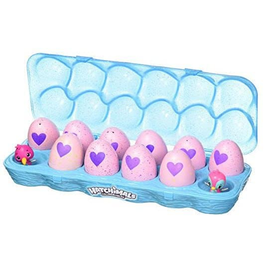 Hatchimals CollEGGtibles 12-Pack Egg Carton Only $14.98