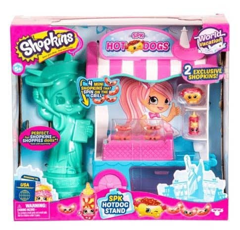 Shopkins Season 8 MP Playset USA ONLY $3.97 (Was $22)