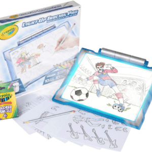 Crayola Light-up Tracing Pad Only .28