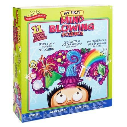 Scientific Explorer My First Mind Blowing Science Kit Only $8.99 (Was $23.99)
