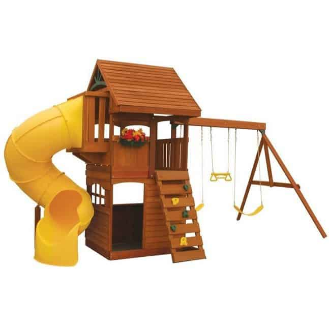 Up to 45% Off Playsets and Playhouses **Today Only**