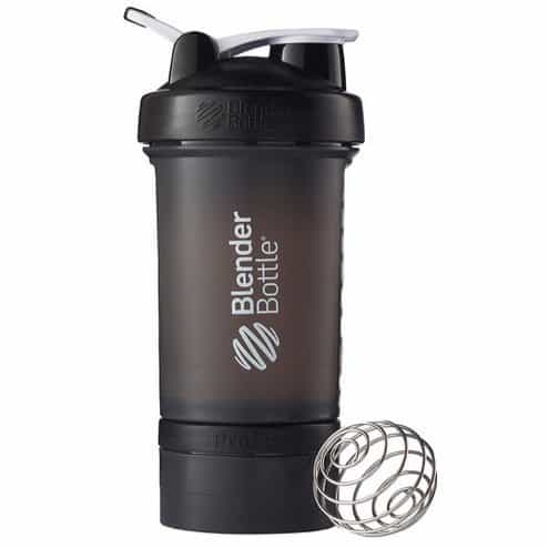 BlenderBottle ProStak System with 22 oz Bottle and Twist n' Lock Storage Only $5.74