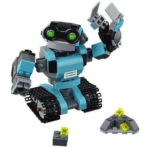 LEGO Creator Robo Explorer Only $13.99
