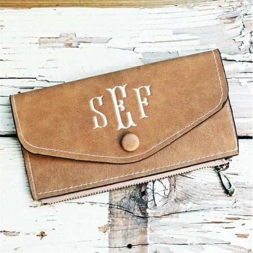Personalized Maggie Wallets Only $6.99