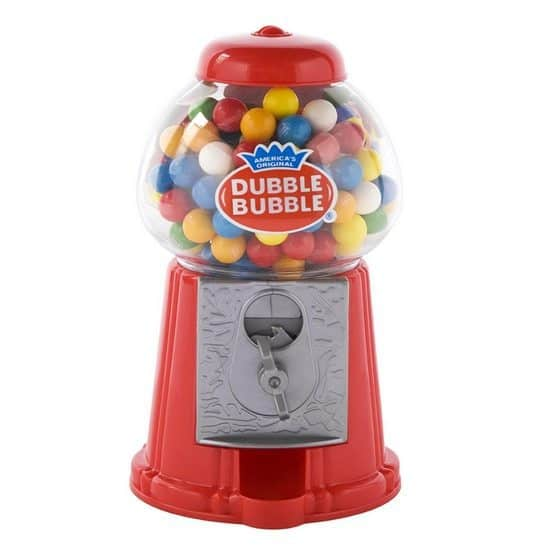 Classic Dubble Bubble Gumball Coin Bank Only $8.49 (Was $22)