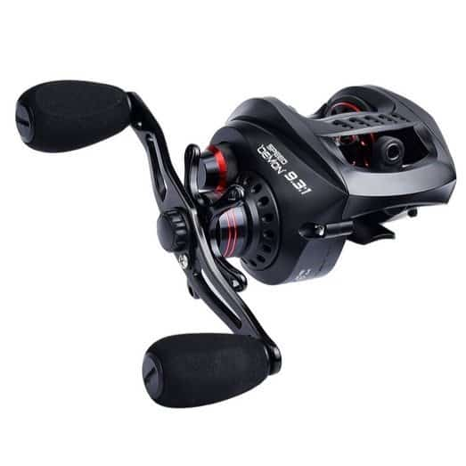 KastKing Speed Demon 9.3:1 Baitcasting Fishing Reel $51.98 (Was $175) **Today Only**