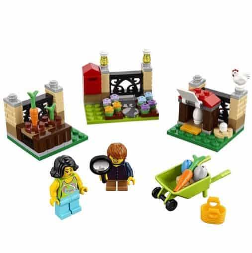LEGO Easter Egg Hunt Building Kit Only $13.74