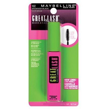 Maybelline New York Great Lash Washable Mascara Only $2.17