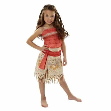 Disney Moana Adventure Costume ONLY $12.83 (Was $34)