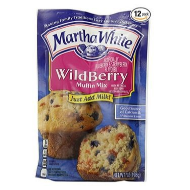 Martha White Wildberry Muffin Mix 12-Pack Only $9.92