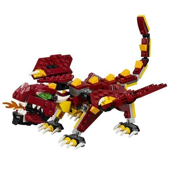LEGO Creator 3-in-1 Mythical Creatures Only $11.99