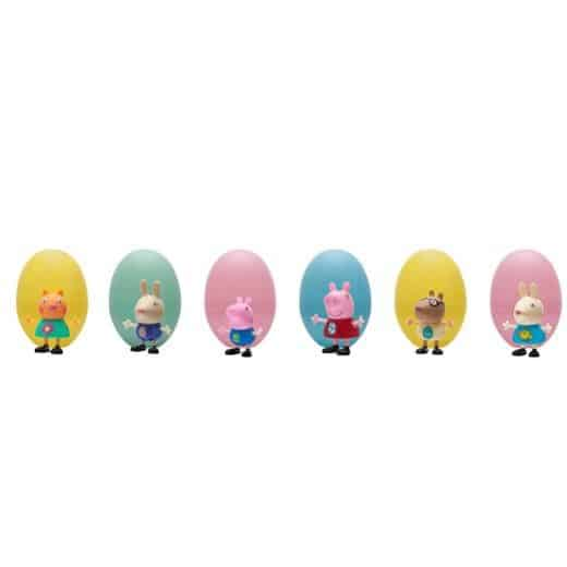 Peppa Pig Easter Eggs 6-Pack Only $13.49