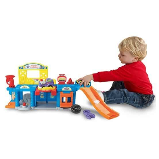 VTech Go! Go! Smart Wheels Auto Repair Center Playset Only $10.01 (Was $21.99)