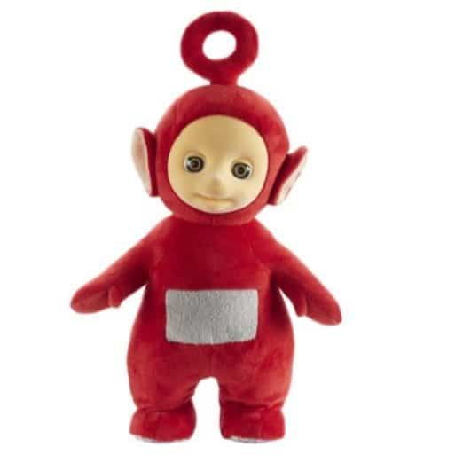 """Teletubbies Jumping Po 11"""" Plush Only $8.99 (Was $46.18)"""