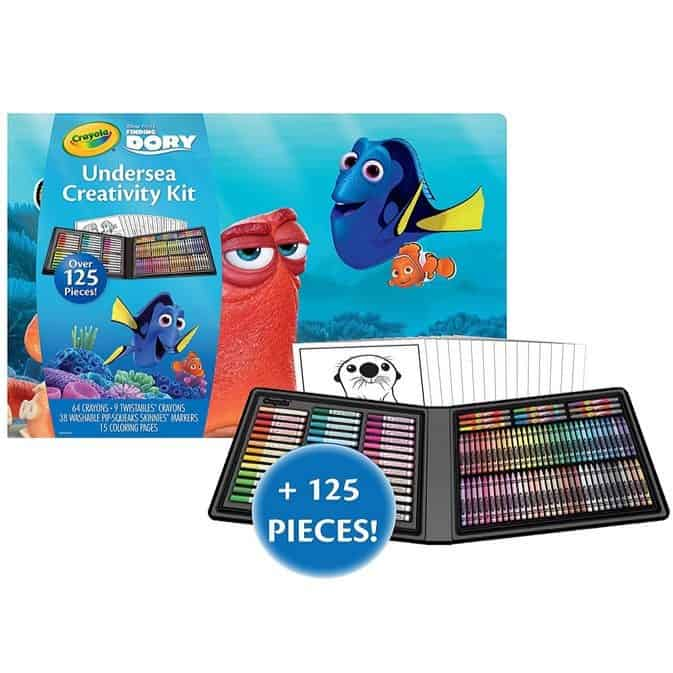 Crayola Finding Dory Creativity Kit Only $9.68 (Was $33.99)
