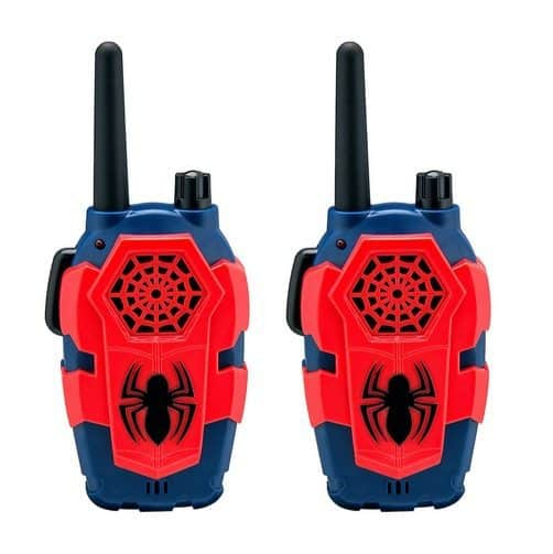 Marvel Spiderman Walkie Talkies Only $9.99 (Was $25)