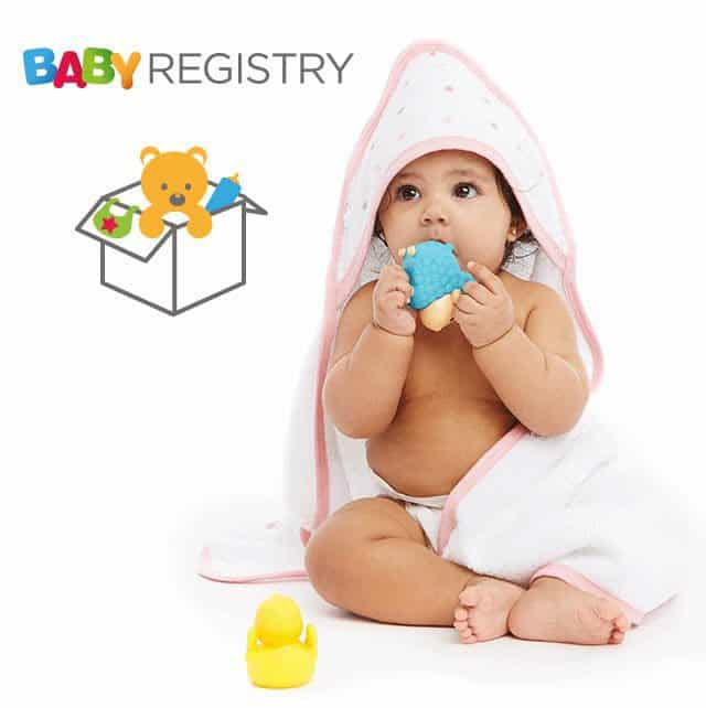 Free Baby Welcome Box from Amazon with $10 Purchase from Baby Registry