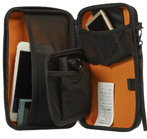AmazonBasics Universal Travel Case for Small Electronics and Accessories Only $10.49